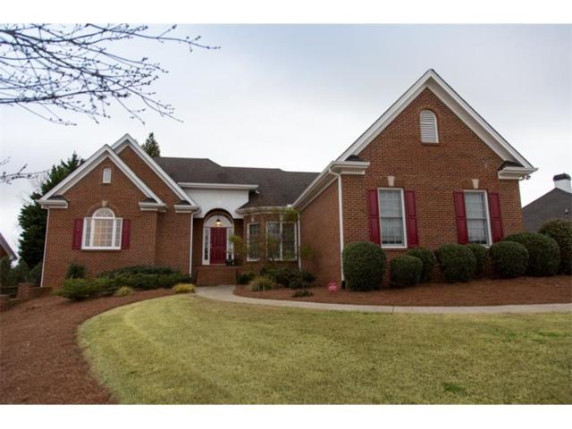 583 Gold Bullion Drive W, Dawsonville, GA 30534 (MLS #5826740) :: North Atlanta Home Team