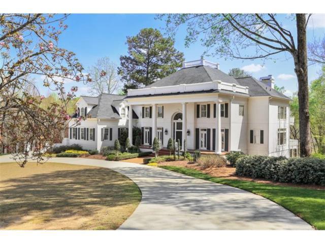 3711 River Mansion Drive, Peachtree Corners, GA 30096 (MLS #5827335) :: North Atlanta Home Team