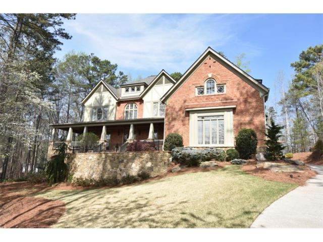 16077 Inverness Trail, Alpharetta, GA 30004 (MLS #5827476) :: North Atlanta Home Team