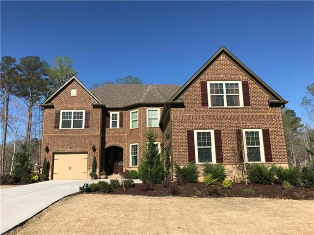 4500 Sterling Pointe Drive NW, Kennesaw, GA 30152 (MLS #5827516) :: North Atlanta Home Team