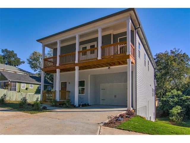 191 Little Street SE, Atlanta, GA 30315 (MLS #5827534) :: North Atlanta Home Team
