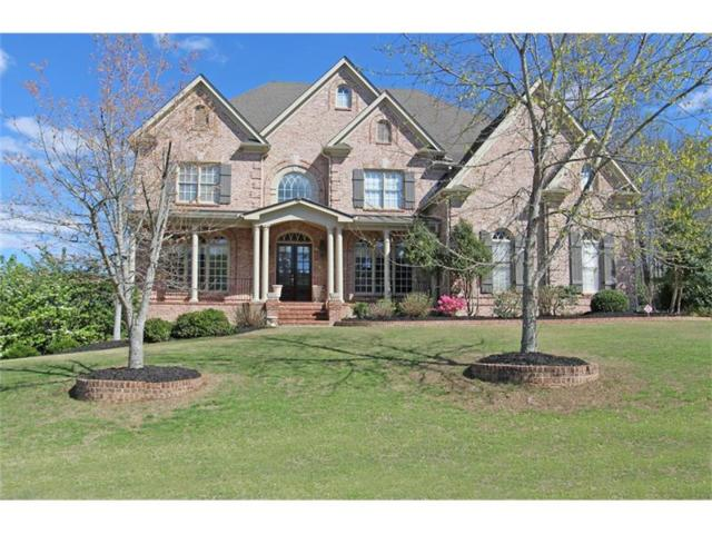 1670 Eversedge Drive, Alpharetta, GA 30009 (MLS #5827713) :: North Atlanta Home Team
