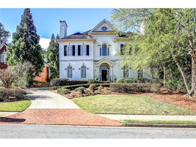 1814 Grist Stone Court NE, Atlanta, GA 30307 (MLS #5827732) :: North Atlanta Home Team