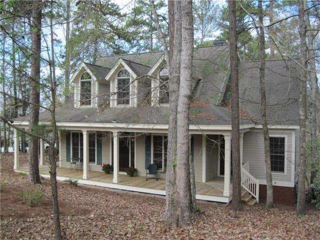 1021 Liberty Bluff Court, Greensboro, GA 30642 (MLS #5827895) :: North Atlanta Home Team