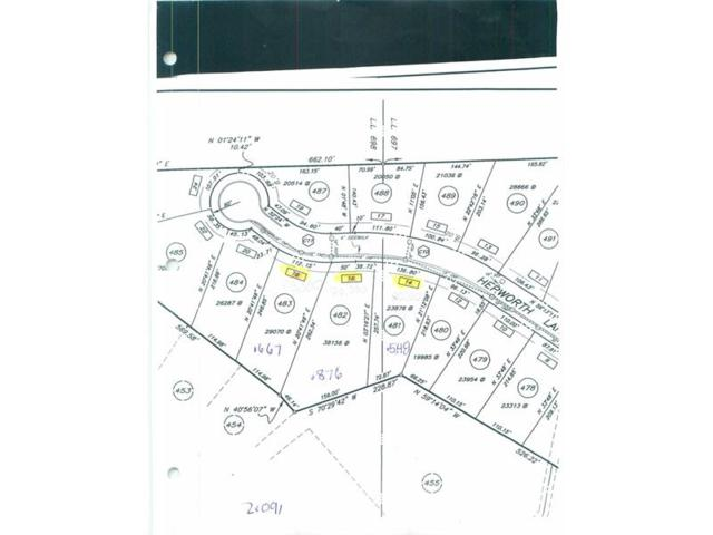 14 Hepworth Lane, Cartersville, GA 30120 (MLS #5828359) :: North Atlanta Home Team