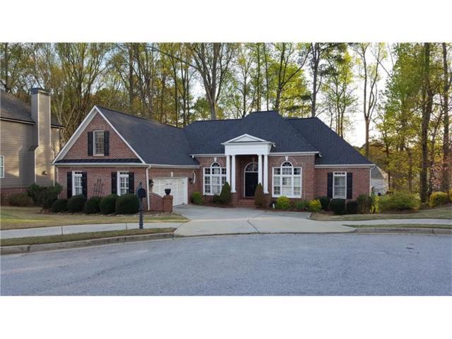 1001 Windsor Creek Drive, Grayson, GA 30017 (MLS #5828524) :: North Atlanta Home Team