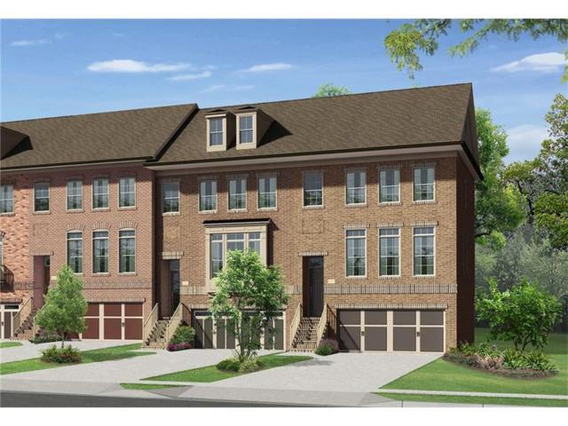 1749 Kenstone Walk Lot 14, Dunwoody, GA 30338 (MLS #5828834) :: North Atlanta Home Team