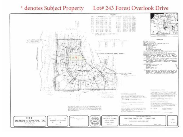 0 Forest Overlook Lot 243 Drive SW, Atlanta, GA 30331 (MLS #5828835) :: North Atlanta Home Team