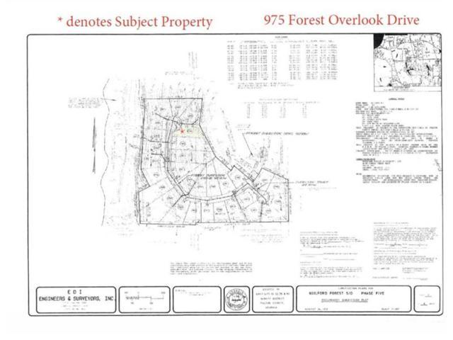 975 Forest Overlook Drive SW, Atlanta, GA 30331 (MLS #5828836) :: North Atlanta Home Team