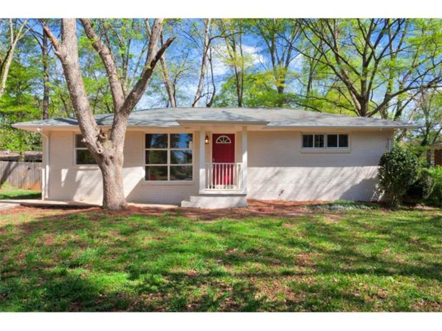 3758 Aldea Drive, Decatur, GA 30032 (MLS #5828863) :: North Atlanta Home Team