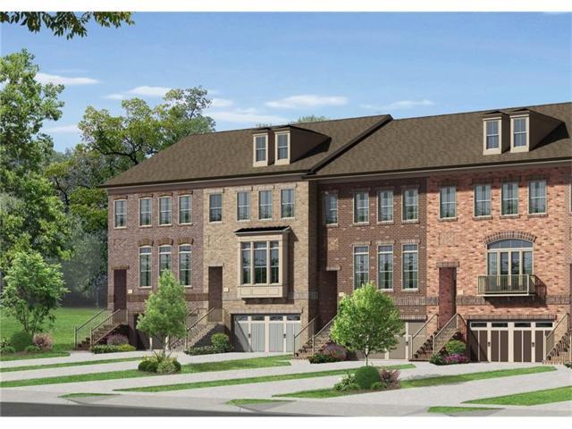 1741 Kenstone Walk Lot 16, Dunwoody, GA 30338 (MLS #5829033) :: North Atlanta Home Team