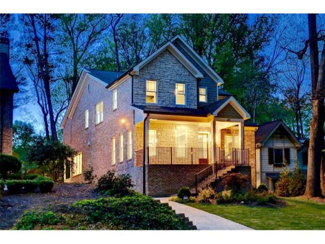 691 Norfleet Road, Atlanta, GA 30305 (MLS #5829058) :: North Atlanta Home Team