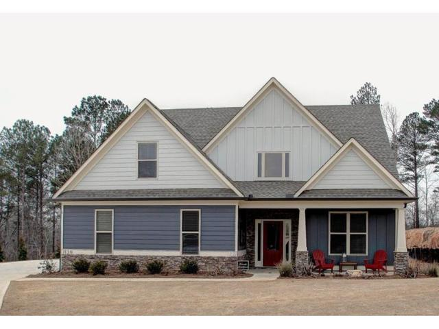 10 Weather View Trail, Cartersville, GA 30121 (MLS #5829284) :: North Atlanta Home Team