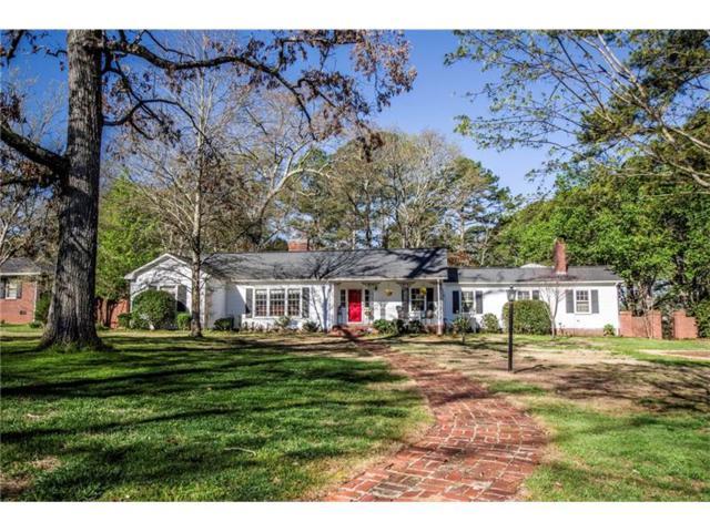 227 College Circle, Cedartown, GA 30125 (MLS #5829615) :: North Atlanta Home Team