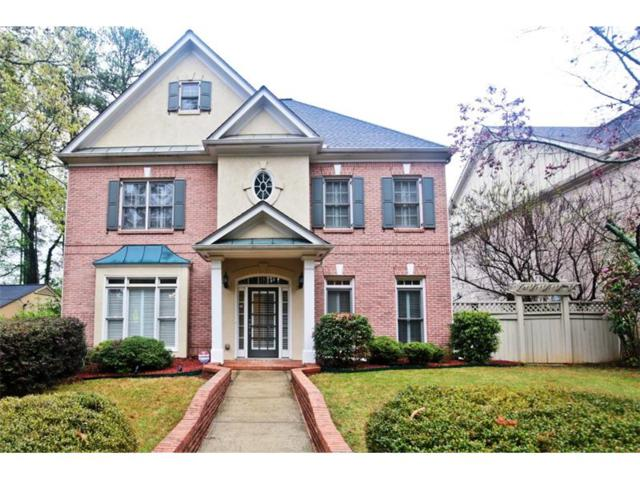 2358 Briarcliff Commons NE, Atlanta, GA 30345 (MLS #5829917) :: North Atlanta Home Team