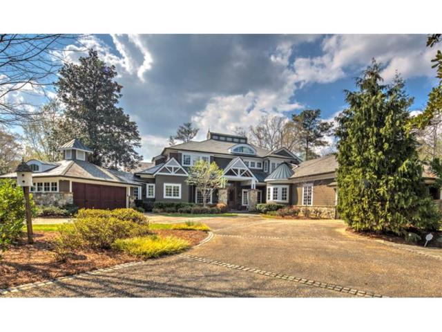 2995 Paces Lake Drive SE, Atlanta, GA 30339 (MLS #5829933) :: North Atlanta Home Team