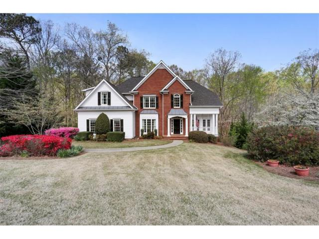435 Gunston Hall Drive, Alpharetta, GA 30004 (MLS #5830192) :: North Atlanta Home Team
