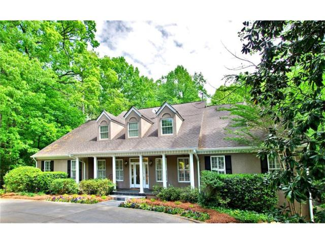 235 Glen Lake Drive, Atlanta, GA 30327 (MLS #5830412) :: North Atlanta Home Team