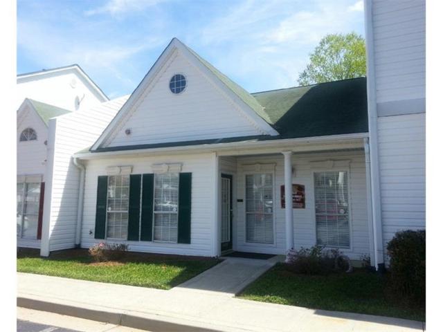 707 Whitlock Avenue D-33, Marietta, GA 30064 (MLS #5830620) :: North Atlanta Home Team