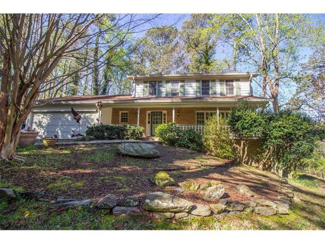 1427 Woodwind Court, Marietta, GA 30068 (MLS #5831135) :: North Atlanta Home Team