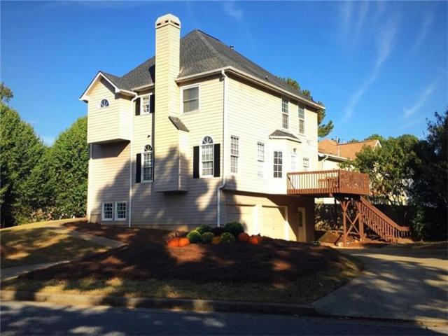 2100 Spanish Oaks Way NW, Acworth, GA 30102 (MLS #5831255) :: North Atlanta Home Team