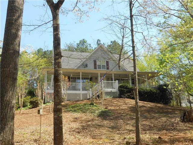 451 Chestatee Point, Dawsonville, GA 30534 (MLS #5831586) :: North Atlanta Home Team