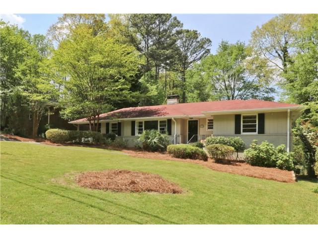 1314 Brook Forest Drive NE, Atlanta, GA 30324 (MLS #5831852) :: North Atlanta Home Team