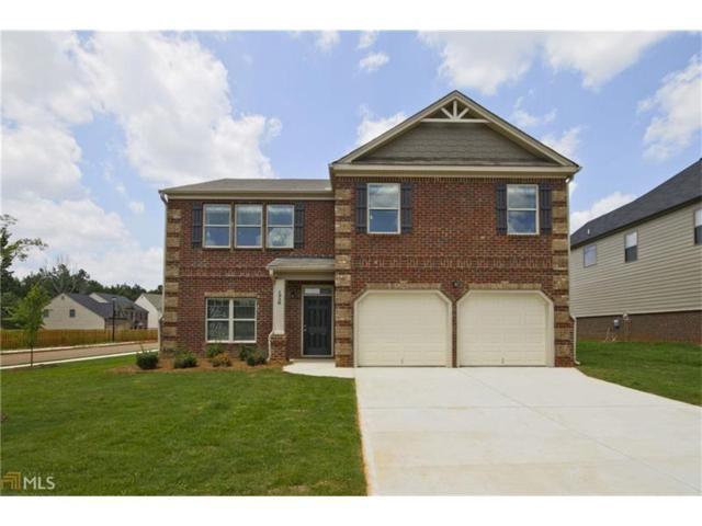 5806 Rex Ridge Parkway, Rex, GA 30273 (MLS #5831983) :: North Atlanta Home Team