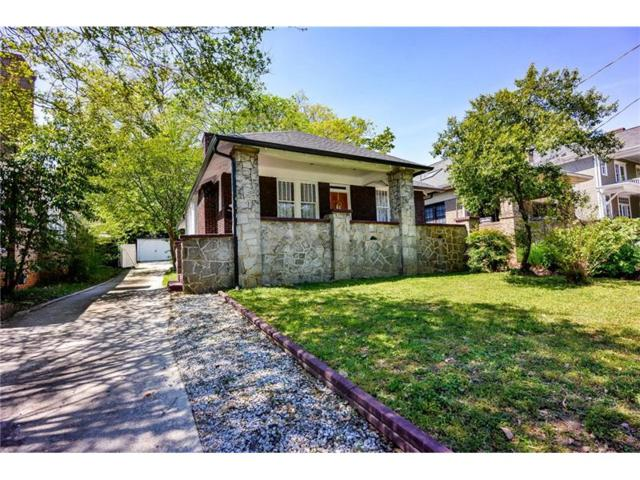 642 Moreland Avenue NE, Atlanta, GA 30307 (MLS #5832216) :: North Atlanta Home Team