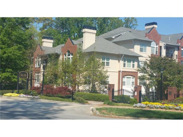 3636 Habersham Road NW #1401, Atlanta, GA 30305 (MLS #5832397) :: North Atlanta Home Team