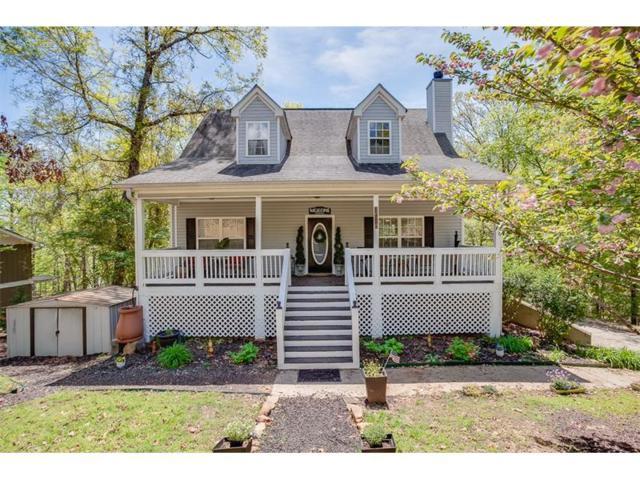 3518 Point View Drive, Gainesville, GA 30506 (MLS #5832525) :: North Atlanta Home Team