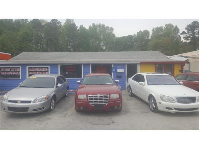 6639 Roosevelt Highway, Union City, GA 30291 (MLS #5832726) :: North Atlanta Home Team