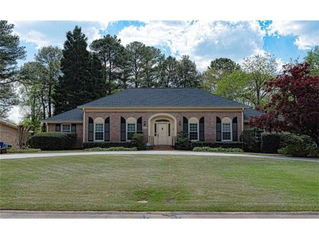 1923 Cedar Canyon Drive, Atlanta, GA 30345 (MLS #5832903) :: North Atlanta Home Team