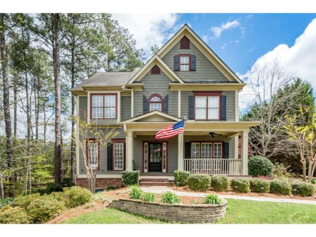 2318 Starr Lake Drive NW, Acworth, GA 30101 (MLS #5832926) :: North Atlanta Home Team