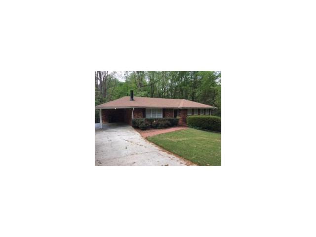 1937 Vance Drive NE, Atlanta, GA 30345 (MLS #5832944) :: North Atlanta Home Team