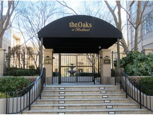 3475 Oak Valley Road NE #1060, Atlanta, GA 30326 (MLS #5833114) :: North Atlanta Home Team