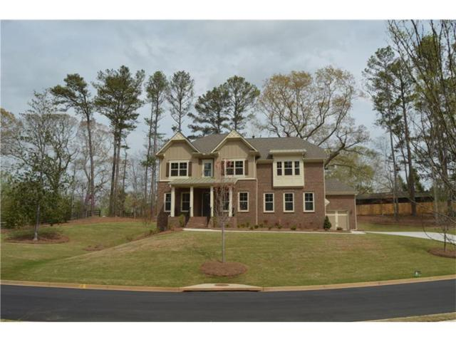 3510 Taylor Lane, Milton, GA 30004 (MLS #5833142) :: North Atlanta Home Team