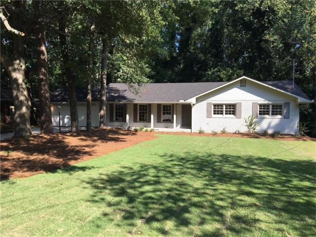 2106 Zelda Drive NE, Atlanta, GA 30345 (MLS #5833276) :: North Atlanta Home Team