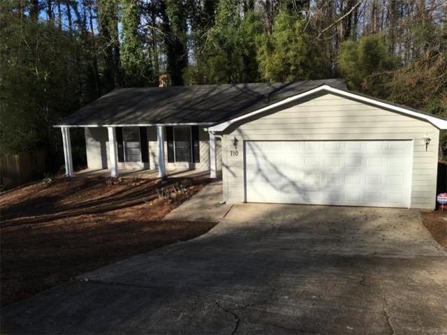710 Creekwood Crossing, Roswell, GA 30076 (MLS #5833284) :: North Atlanta Home Team