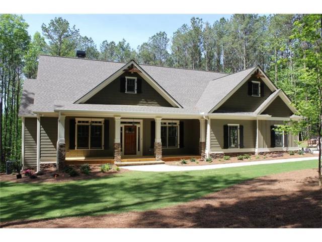 411 Oak Forest Drive, Dawsonville, GA 30534 (MLS #5833394) :: North Atlanta Home Team