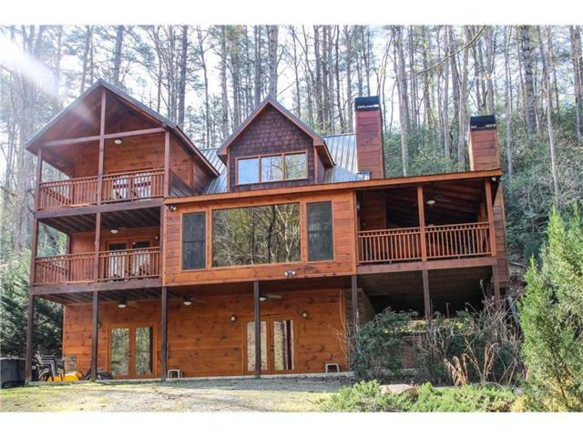 614 Falcon Trail, Ellijay, GA 30540 (MLS #5833749) :: North Atlanta Home Team