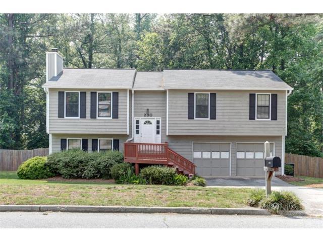 230 Sheringham Drive, Roswell, GA 30076 (MLS #5834033) :: North Atlanta Home Team