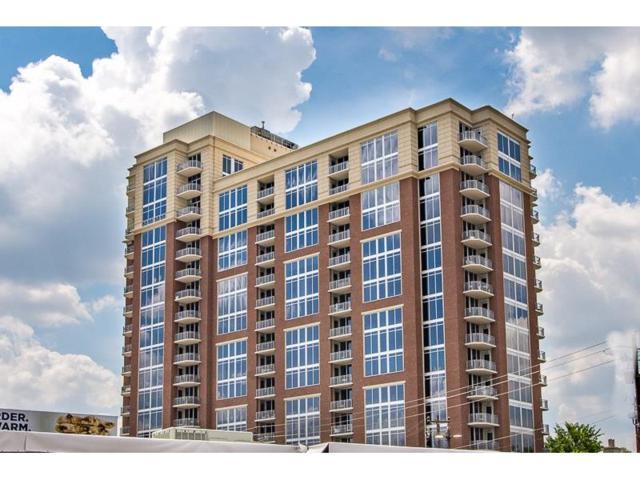 1820 Peachtree Street NW #506, Atlanta, GA 30309 (MLS #5834422) :: North Atlanta Home Team