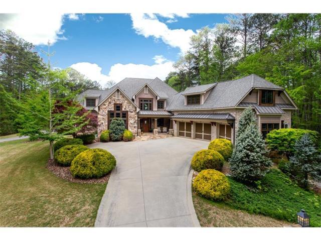 515 Bentwood Drive, Woodstock, GA 30189 (MLS #5834511) :: North Atlanta Home Team