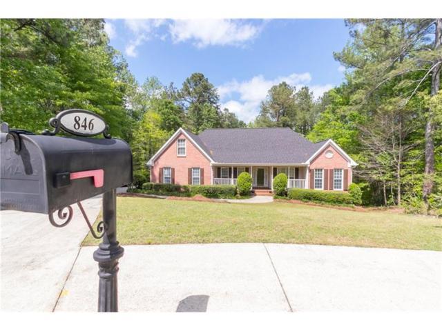 846 River Rose Pointe, Dacula, GA 30019 (MLS #5834644) :: North Atlanta Home Team