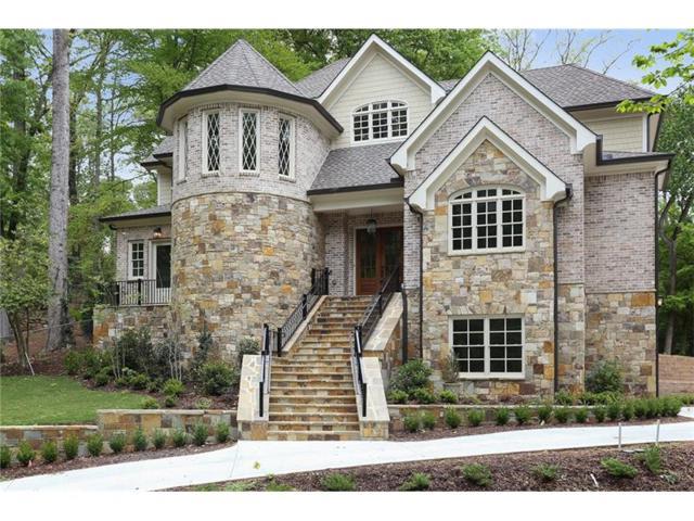 3037 Towerview Drive NE, Atlanta, GA 30324 (MLS #5835024) :: North Atlanta Home Team