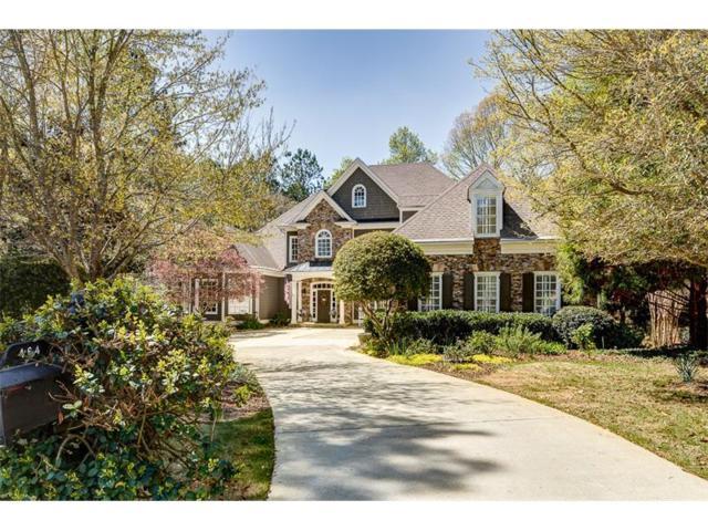 464 Gramercy Drive NE, Marietta, GA 30068 (MLS #5835067) :: North Atlanta Home Team