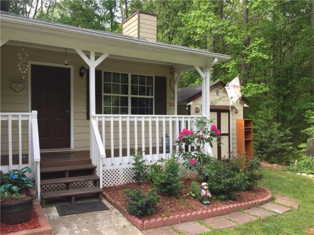 4231 Falcon Crest Drive, Flowery Branch, GA 30542 (MLS #5835516) :: North Atlanta Home Team