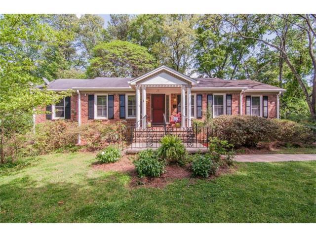 1112 Bromley Road, Avondale Estates, GA 30002 (MLS #5835812) :: North Atlanta Home Team