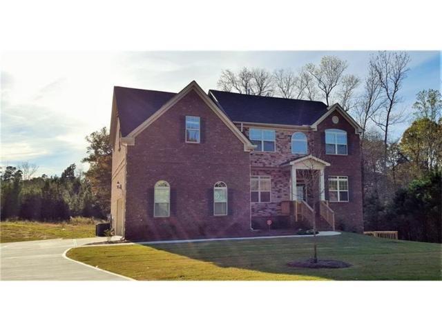 345 Navarre Drive, Fayetteville, GA 30214 (MLS #5835858) :: North Atlanta Home Team